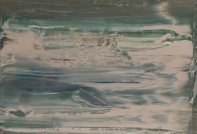Abstract Painting 2005 - Gerhard Richter