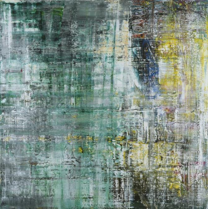 Cage 6 2006 - Gerhard Richter