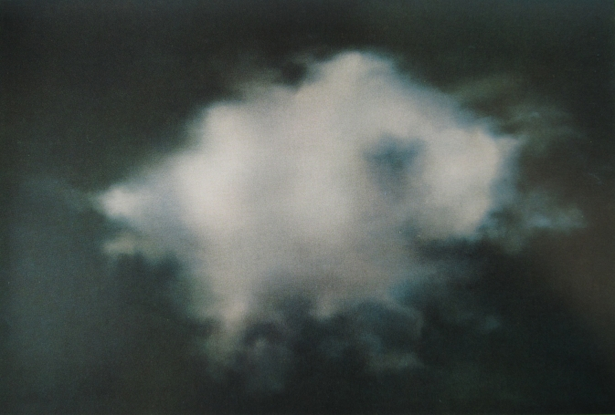 Cloud 1970 - Gerhard Richter