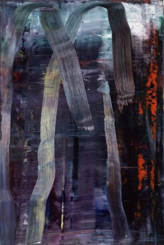 Forest 2005 - Gerhard Richter