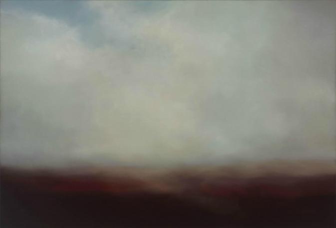 Large Tiede Landscape 1971 - Gerhard Richter