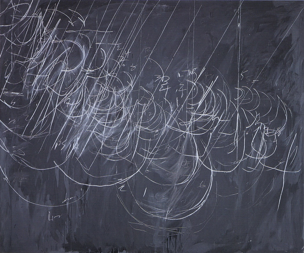 foto de Cy Twombly view from a burrow