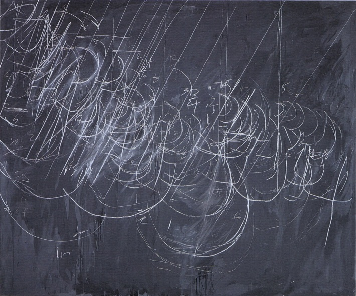 Untitled - 1968 - Cy Twombly