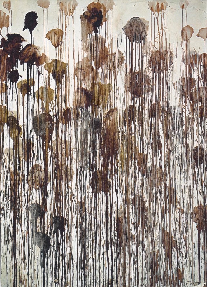Untitled no.5 (winter pictures) - 2004 - Cy Twombly
