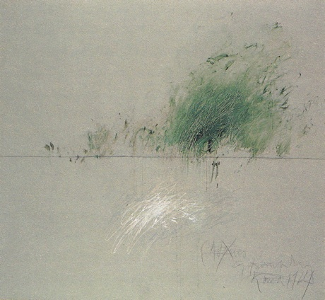 Woodland Glade - 1964 - Cy Twombly