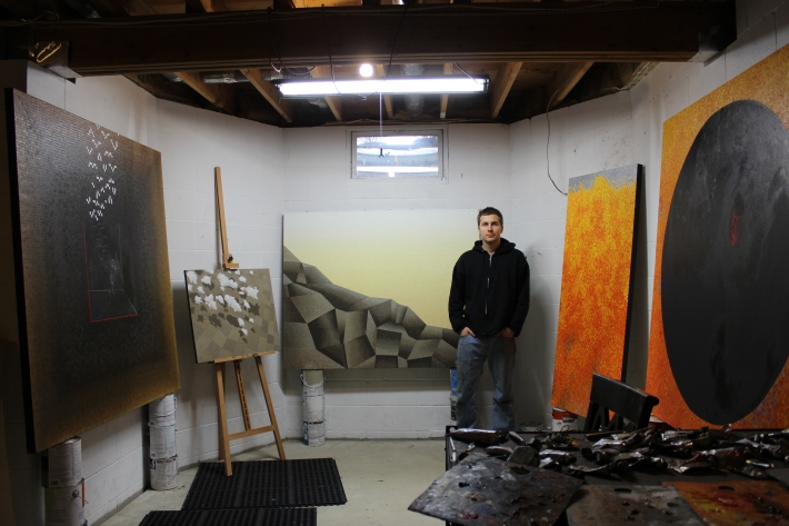 In the Studio, March 2014