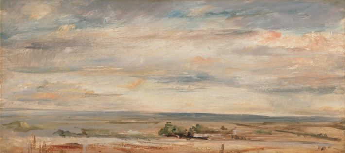 John_Constable_-_Cloud_Study,_Early_Morning,_Looking_East_from_Hampstead_-_Google_Art_Project
