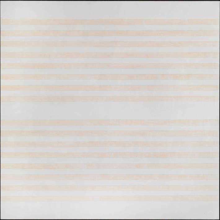 I Love the Whole World - 1999 - Agnes Martin (1912-2004)