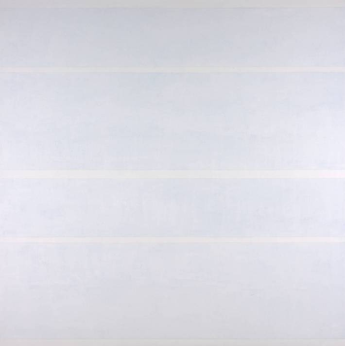 Faraway Love - 1999 - Agnes Martin (1912-2004)