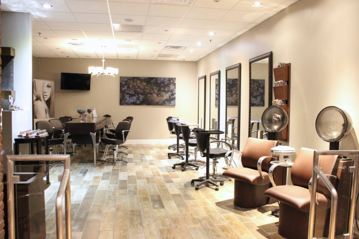 Eternal Night at Elan Hair Studio, NJ