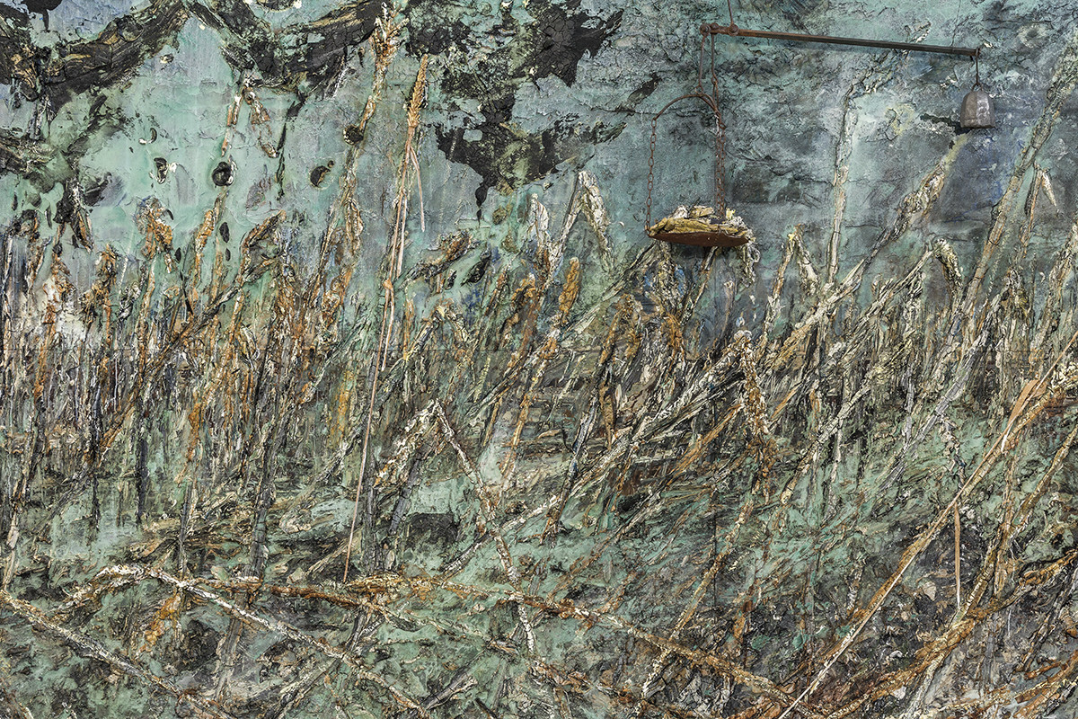 The Morgenthau Plan – Anselm Kiefer | view from a burrow