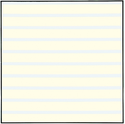 Perfect Happiness - 1999 - Agnes Martin