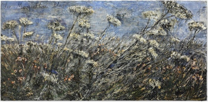 der Morgenthau-Plan, 2012, Anselm Kiefer