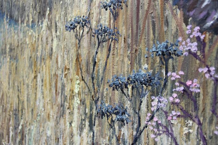 Between the Reeds (Detail 4)