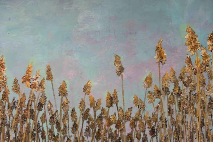 Between the Reeds (Detail 5)