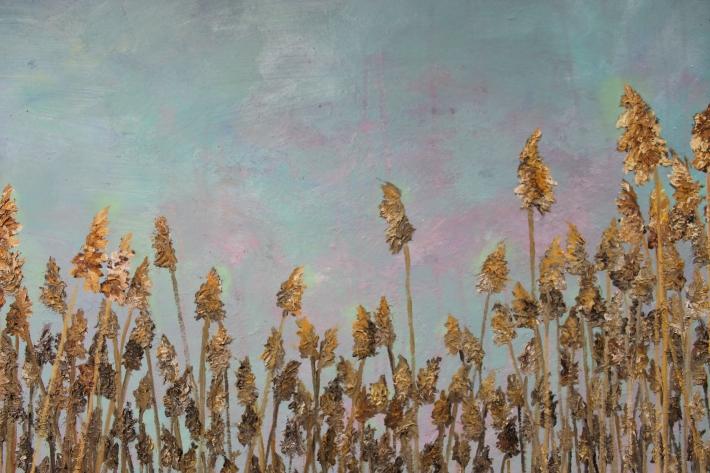 Between the Reeds (Detail 5)