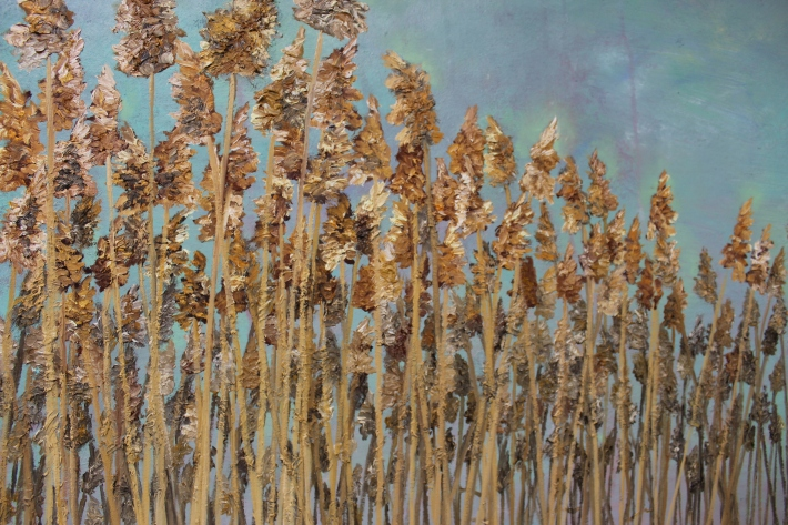 Between the Reeds (Detail 7)