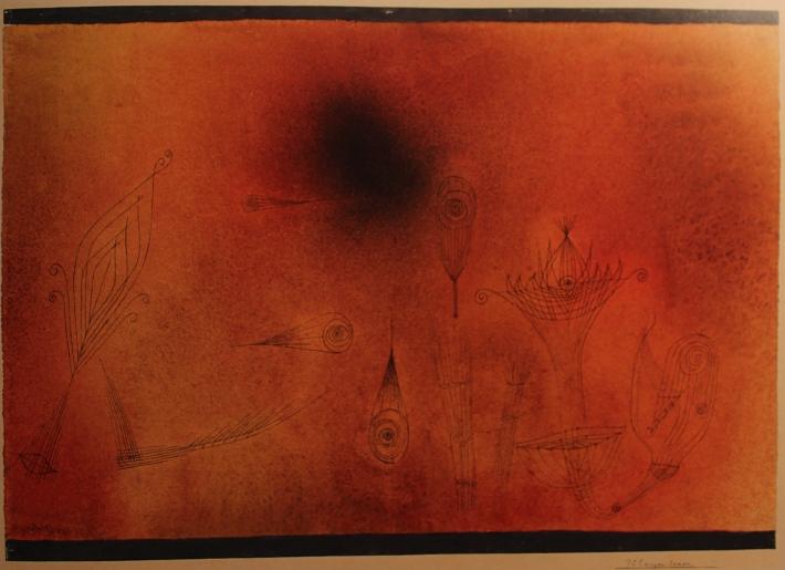 Paul Klee - Plant Seeds - 1927