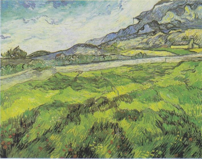 Van_Gogh_-_Grünes_Weizenfeld