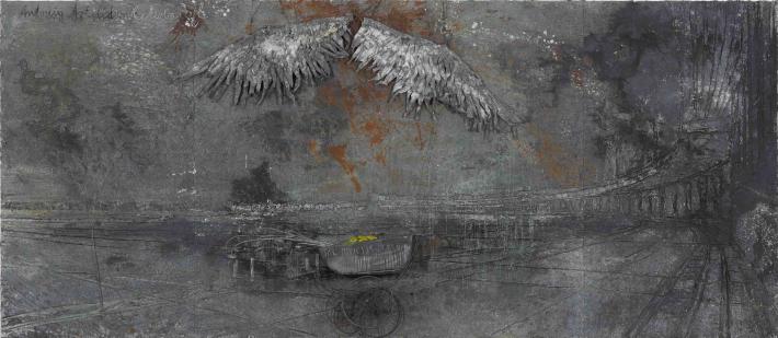 Anselm Kiefer - 'Antonin Artaud Heliogabalus' - 2010-2011