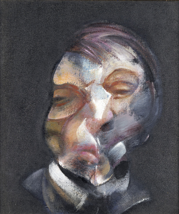 Francis Bacon self-portrait