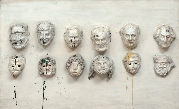 heads of state.study for king kong.
